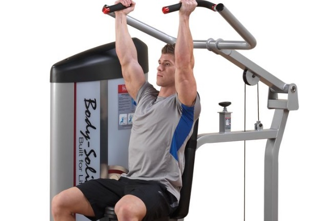 Single joint and overhead press