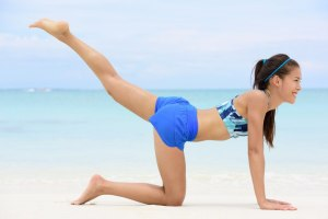 5 Glute Exercises For Butt Muscles Strengthening, Toning and Lifting