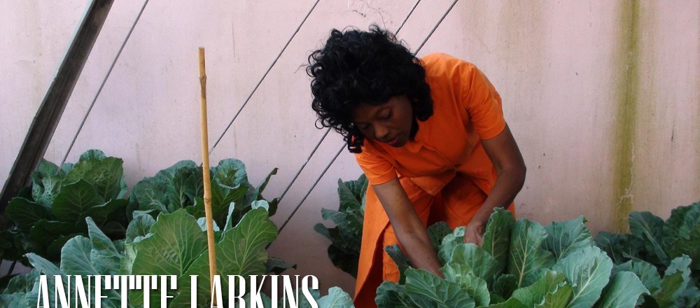 Annette Larkins, A Shining Example To Healthy Eating And Living