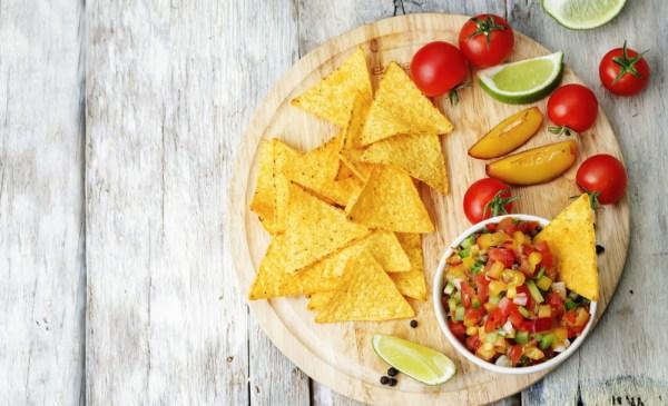salsa vegan condiment