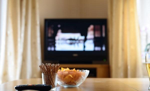 movie marathons at home