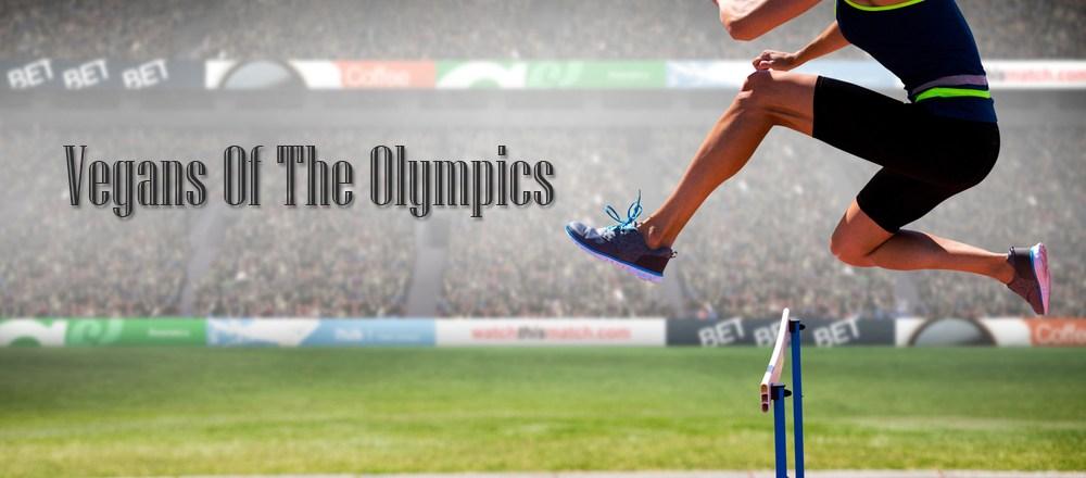 Vegans Of The Olympics