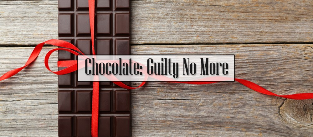 Chocolate: Guilty No More