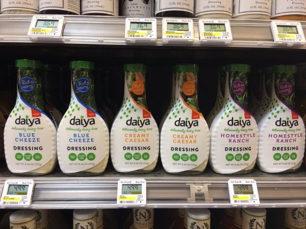 salad dressing daiya