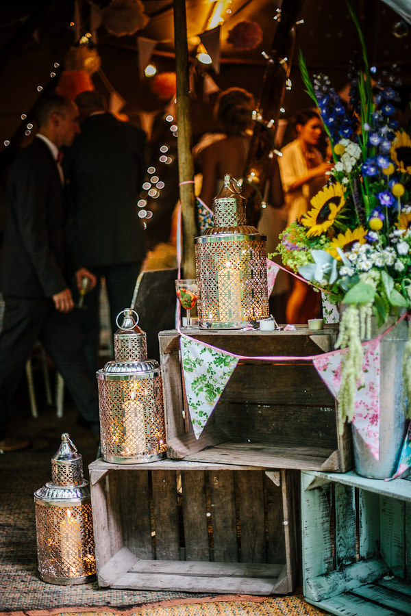 sheffield woodland wedding by mark tierney held at