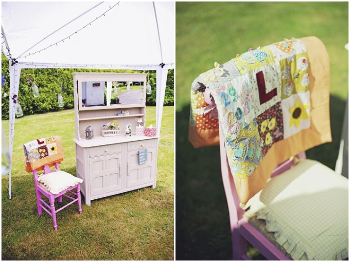 22 Rustic Garden Party Wedding By Candid & Frank Photography