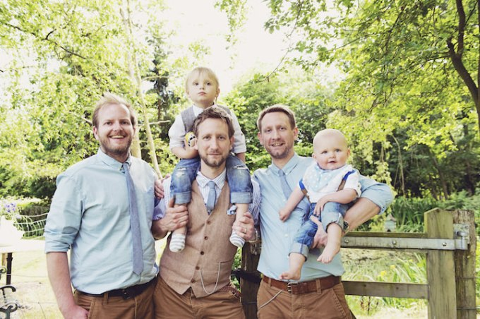 25 Rustic Garden Party Wedding By Candid & Frank Photography