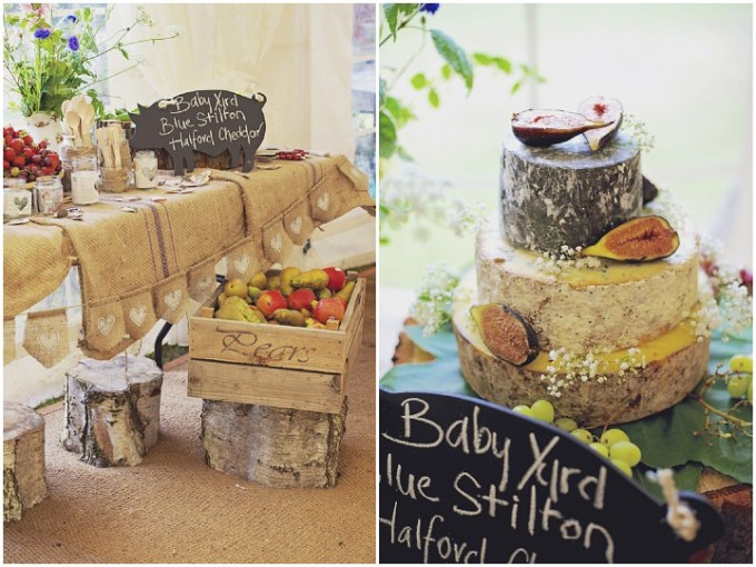 47 Rustic Garden Party Wedding By Candid & Frank Photography