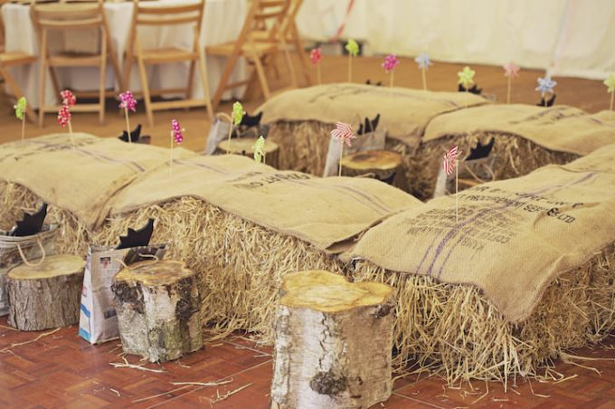 51 Rustic Garden Party Wedding By Candid & Frank Photography