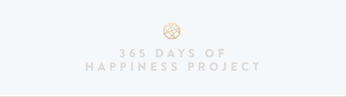 365 Happiness Project 2016 ? Week 38