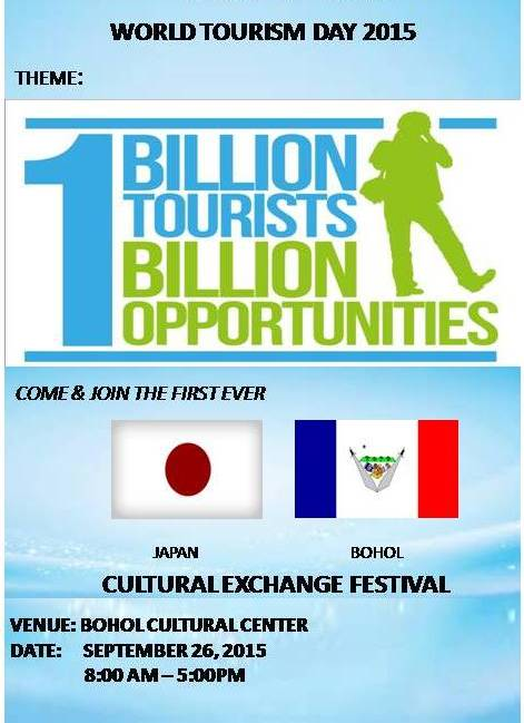 WORLD TOURISM DAY 1 new