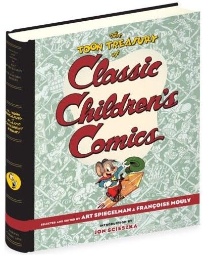 Childrens-Classic-Comics