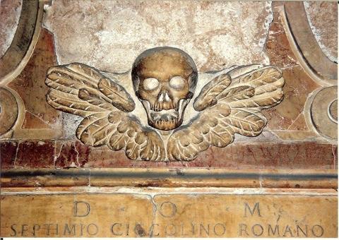 Postcard From Rome, Basilica Di Santa Maria In Cosmedin, Reliquia Di San Valentino