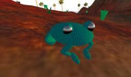 Virtual Frog
