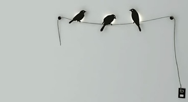 Images 2007-10 Bird-On-Wire-Lamp