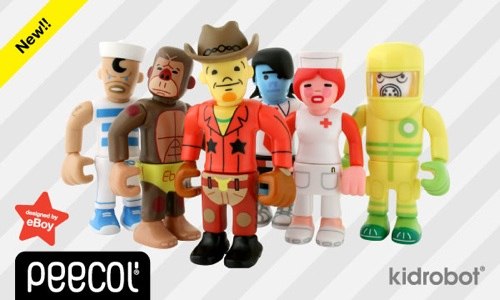 Images Promo 2008 07 July 0708 Kidrobot Peecols3