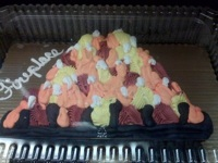 Cakeeefireplace