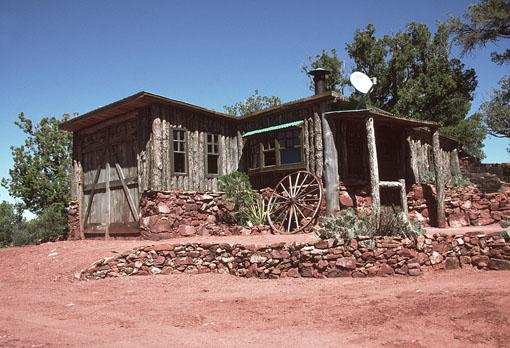 Arizona mountain cabin