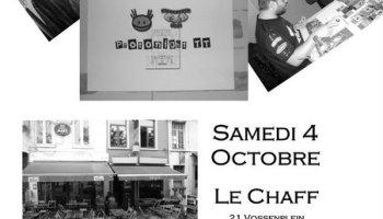 La Protonight de Bruxelles : le 4 octobre 2008