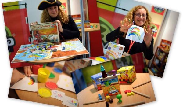 Sabrina de Bioviva nous présente Peinture Lulu, Terra Ventura, Delugio ...