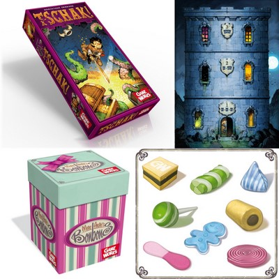 Gameworks Tschack Bonbons pix