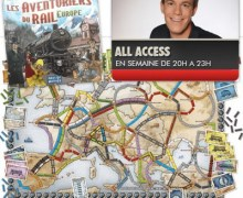 Bel RTL - All Access - Ticket to Ride