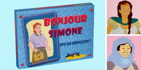 Bonjour Simone.