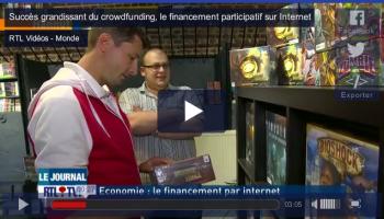 Mushroom Games au JT RTL TVI