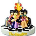 1154     3-3/4″ YELLOW SUBMARINE ORNAMENT!  SOLD OUT!