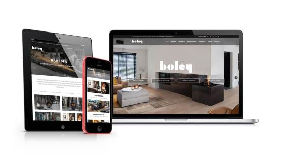 Boley-Responsive-website