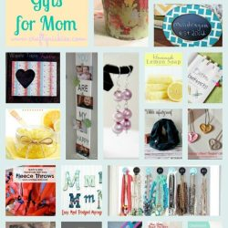 19 Quick & Easy Handmade Gifts for Mom