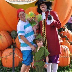 Family Peter Pan Costumes