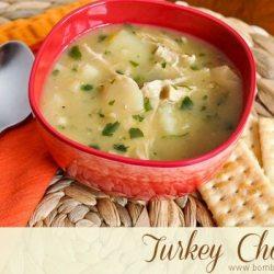 Turkey Chowder