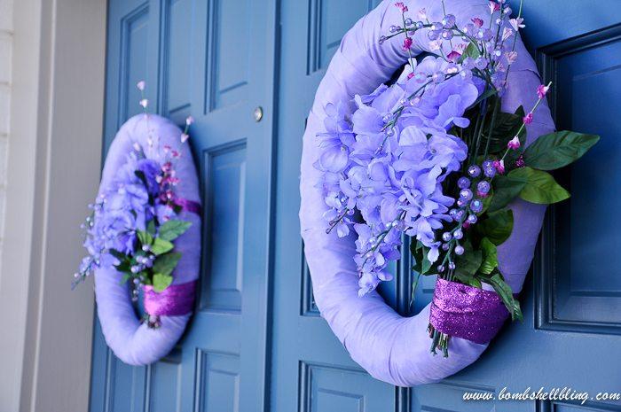 Spring Wreath-13