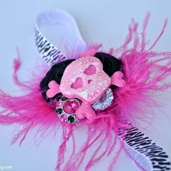 Punk Rock Baby Headband