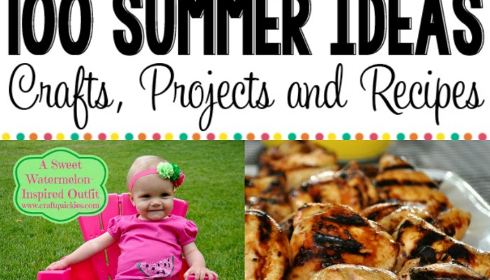 Summer Favorites Blog Hop