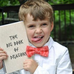Make your own Big Book of Dragons