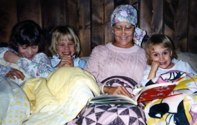 What My Mother's Battle With Cancer Taught Me About True Beauty