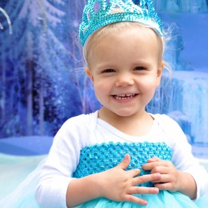 Frozen Family Costumes Elsa Tutu Dress -2