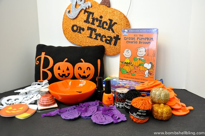 Win one of 11 amazing Halloween prize packages!!