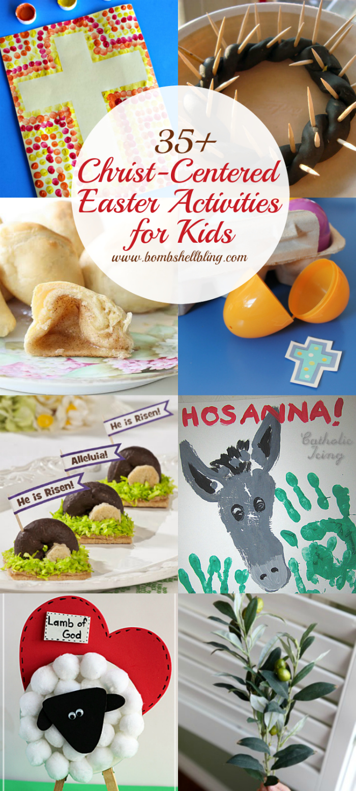 35+ Christ-Centered Easter Activities for Kids
