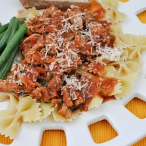 Braised Italian Chicken Recipe-1