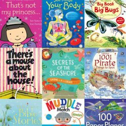9 of Our Family's All Time Favorite Books for Kids from Usborne Books