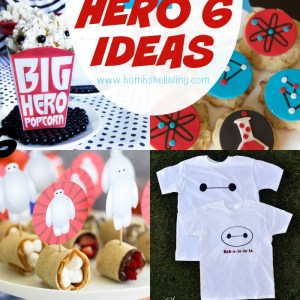 17 AWESOME Big Hero 6 Ideas