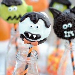 Halloween Character Pops