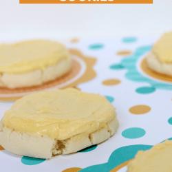 Sunshine Meltaway Cookies