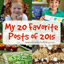 My 20 Favorite Posts of 2015