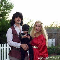 The Princess Bride Family Costumes