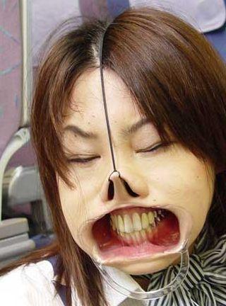 string nose bondage