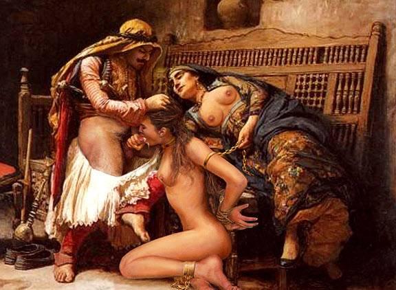 nude slave girl breeding